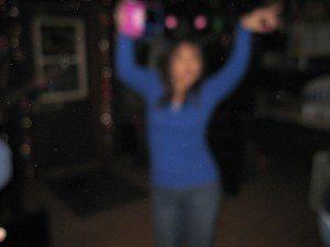 Dancing is my Favorite Calorie Burner
