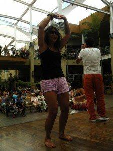 Hula Show - Me